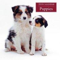 Calendar 2018: Puppies