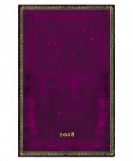 Paperblanks 2018 Cordovan Diary, Maxi, Lined/ 42549