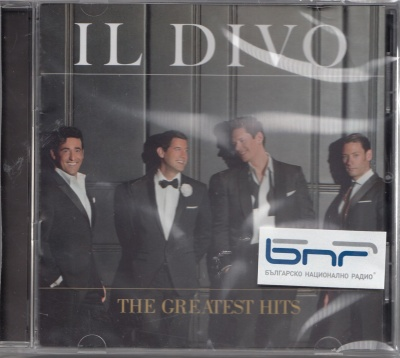Il divo the greatest hits cd - Il divo greatest hits ...