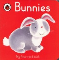 My First Word Book: Bunnies