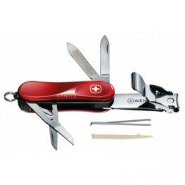Нож Венгер-Nail Clip 580.624 1.580.011.424