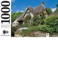 Пъзел 1000 части Costswolds cottage