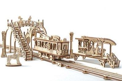 3D Механичен Пъзел - Трамвайна линия 120570