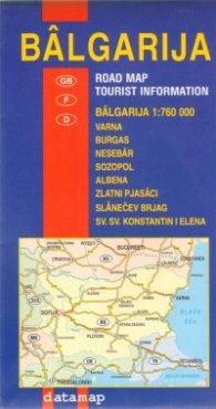 Ptna Karta Na Blgariya Na Turski Ezik Kolektiv Knigi Ot