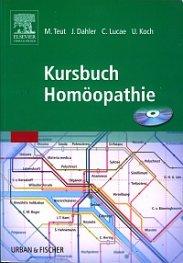 Kursbuch Homoeopathie +CD
