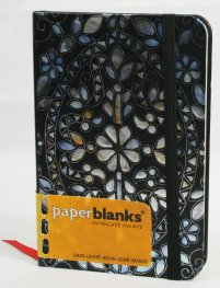 Бележник Paperblanks Intricate Inlays Mini Wrap, Lined/ 4753