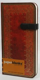 Бележник Paperblanks Old Leathers Slim, Lined/ 5910