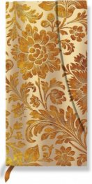 Бележник Paperblanks Honey Bloom Slim, Lined / 7129