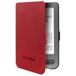 """Pocketbook Shell Cover - калъф за 15,2см/6"""" за ел. книга /четец/ червен"""
