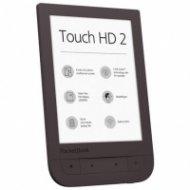 """Pocketbook Touch HD 2 6"""" PB631-2 кафява електронна книга четец"""