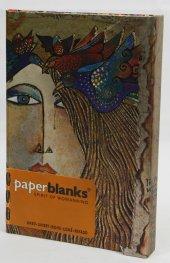 Бележник Paperblanks Spirit of Womankind Midi Wrap, Lined/ 3923