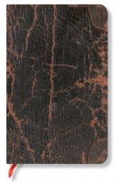 Бележник Paperblanks Dark Cocoa Mini, Lined  / 10054