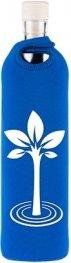 Бутилка FLASKA NEO DESIGN 0.500L: Синьо - Дърво на живота