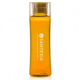 Тритан бутилка за вода Сантевиа - Оранжева