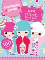 Kimmidoll Junior: Best Friends Sticker Book