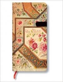 Бележник Paperblanks Lyon Florals, Lined/ 7235
