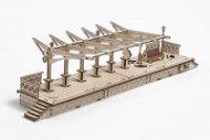 3D Механичен Пъзел - Гара 120242