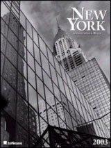 Календар 2003: New York