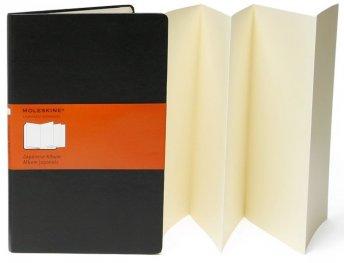 Бележник Moleskine Japanese Album Pocket [Hardcover] [1047]