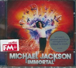 Michael Jackson: Immortal CD