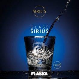 Чаша Flaska Sirius 0.250L