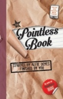 The Pointless Book - Started by Alfie Deyes, Finished by You