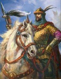 Портрети на велики личности от Средновековна България (Комплект от 14)