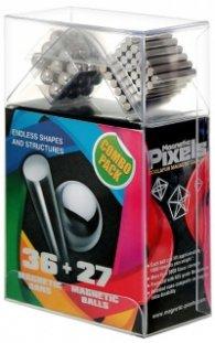 Magnetic Pixels Bars+Balls
