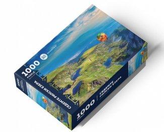 Пъзел - Рилски езера 10001