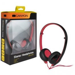 Canyon Stereo Headphones CNS-CHP2BR