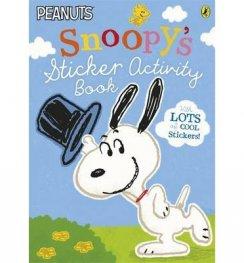 Peanuts Snoopy's Sticker Activity Book