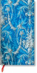 Бележник Paperblanks Rococo Revival Slim, Lined/ 1857