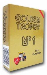 Карти за игра Modiano Golden Trophy червен