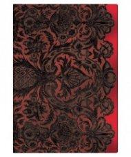 Бележник Paperblanks Rouge Boudoir, Midi, Lined Journal/ 2472