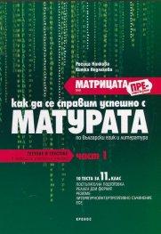 Матрицата или презареждане Ч.1: Как да се справим успешно с Матурата по български език и литература