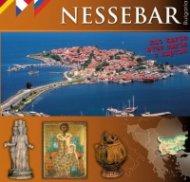 Nessebar/ английски, испански, японски