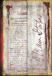 Бележник Paperblanks BRAM STOKER, DRACULA Embellished Manuscripts Collection, Mini, Lined/3980