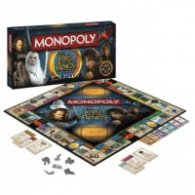 The Lord of the Rings MONOPOLY - настолна игра