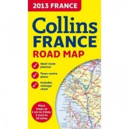 Collins France 2013- Road Map