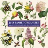 Calendar 2018: Family Organizer